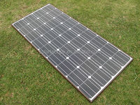 130w 140w 150w solar panel hybrid system for home use