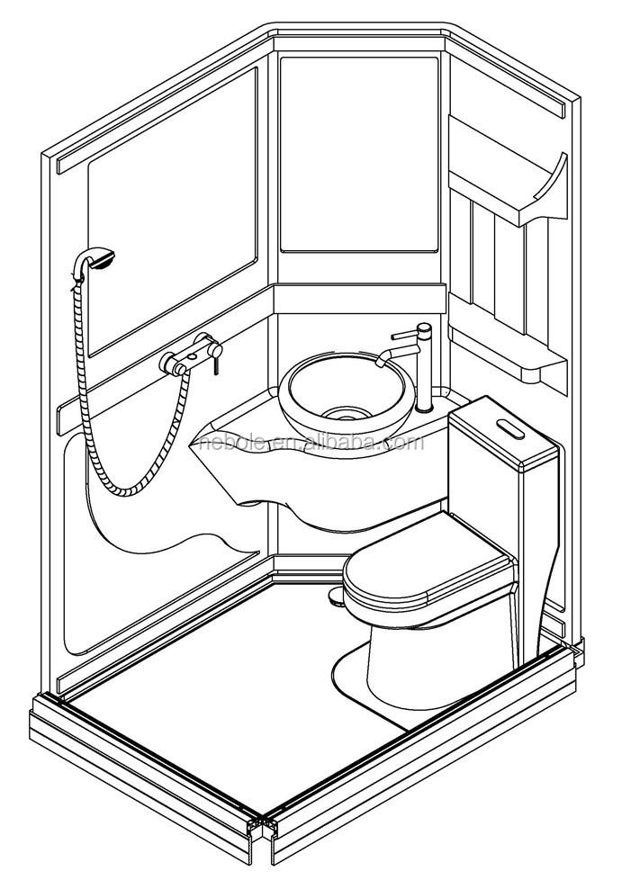 All In One Bathroom. 47 Bathroom Vanity