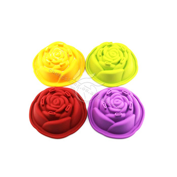 flower in flowerpot cake mould cupcake shape pan chocolate silicone rose molds  sc 1 st  Alibaba & Flower In Flowerpot Cake Mould Cupcake Shape Pan Chocolate Silicone ...