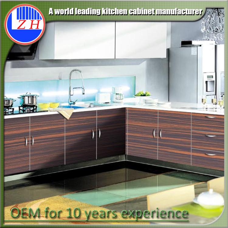 Vinyl Wrap Kitchen Cabinets: Kitchen Cabinets Material: