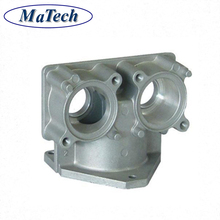 Foundry Customized High Performance Precision Zamak Die Casting
