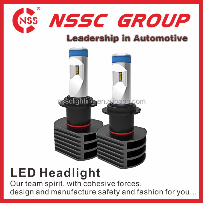 NSSC wide voltage factory price Best selling 5S h4 led headlight bulbs h7 g8 led headlight