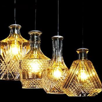 Mosaic Gl Hanging Lamp Pendant