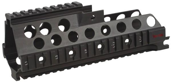 Vector Optics Tactical Aluminum Picatinny Handguard Hand Guard Quad Rail  H&k Hk G36k For Heckler And Koch G36k Parts - Buy Picatinny Handguard,Quad