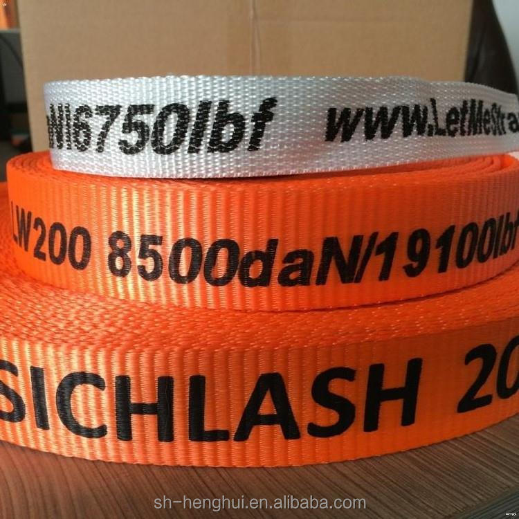 Direct Factory Price hot sale promotion poly woven cord strap