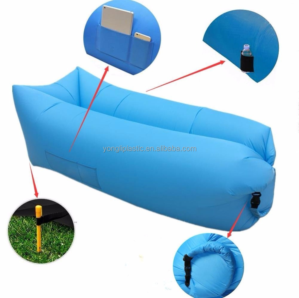 Inflatable furniture for adults - Portable Strong Furniture Strong Waterproof Nylon Inflatable