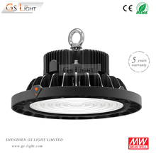 warehouse lighting hook mount 150w dimmable led high bay