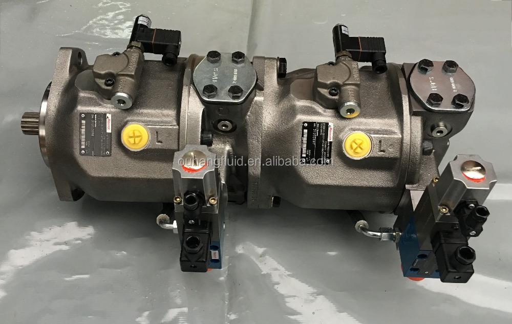 Rexroth Variable pump SY2DFE1-20-071-071-00746404+0074640 Duplex pump