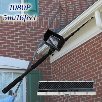 Telescopic Roof Amp Long Telescopic Pole Of 5 Meters For