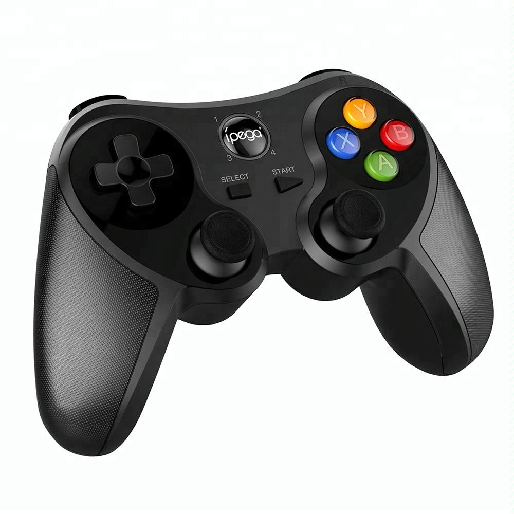 Salange PG-9078 IPEGA PG 9078 Aula Sensor Wireless Bluetooth Game Controller Joystick Gamepad untuk Android/iOS Tablet Smartphone