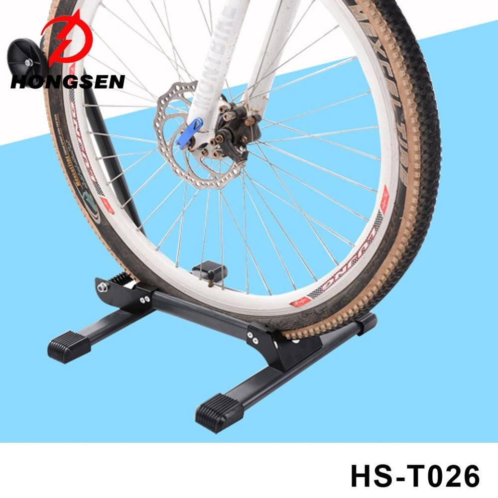 Wholesale HS-026 Folding Bike Cycle Display Rack Parking Bike ...