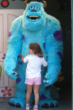 Funtoys CE Monster University <span class=keywords><strong>volwassen</strong></span> grote sully <span class=keywords><strong>mascotte</strong></span> kostuum