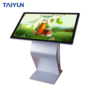 43 inch multi indoor touch screen digital signage HD 1080P lcd advertising display information kiosk