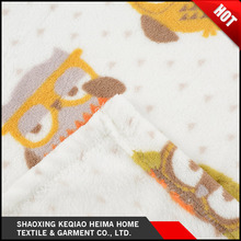 Wholesale high quality knitted adult blanket children