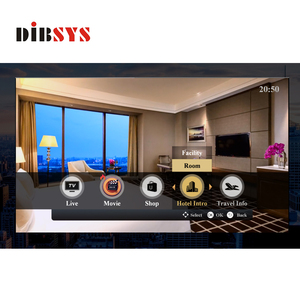 DIBSYS Hotel IPTV System With H.264 HD Encoder, Satellite to IP Gateway,Android Box,Software, Billing