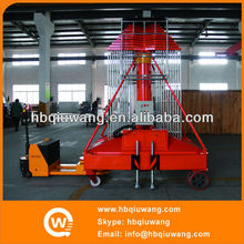 Dual Mast Cylindrical Telescopic Hydraulic Mobile Lifting Machine