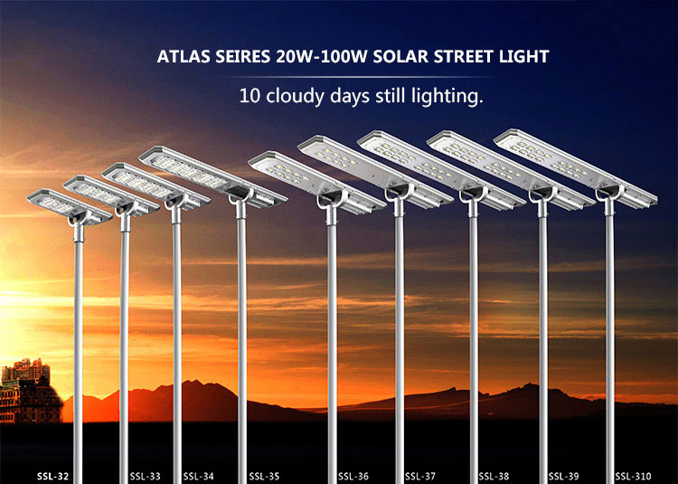 Factory Sale Professional Sola Power 20w Integrated Solar Street Light In  India - Buy Solar Street Light,Led Solar Street Light,Solar Led Light
