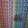 Colorful Cute Double Hook Shape Metal Chain Hanging Decorative Curtain