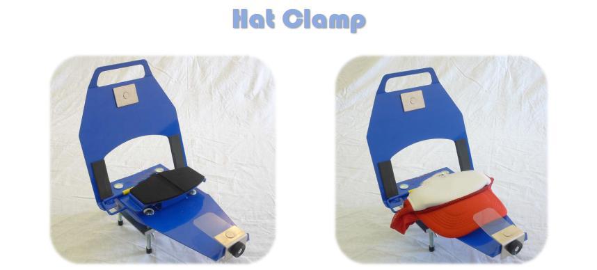 Digital Silk Screen Printing Hat Clamp Hat Mold Cap Mold Press Machine