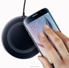 Newest 2016 popular wireless charger for samsung galaxy s5/ s6,Portable qi wireless charger pad for cell phone s5/s6