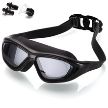 professional swim goggles no leaking anti fog UV protected clear lens swim mask swimming glasses for adult men women