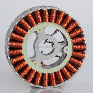 Magnetic motor parts accessories rotor and stator 3 phase stator
