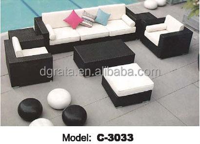 Divani Per Esterni Usati : Di vendita caldo mobili in rattan divano per esterni design