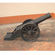 Hot sale high quality cast iron miniature model cannon for sale HS-CA-3