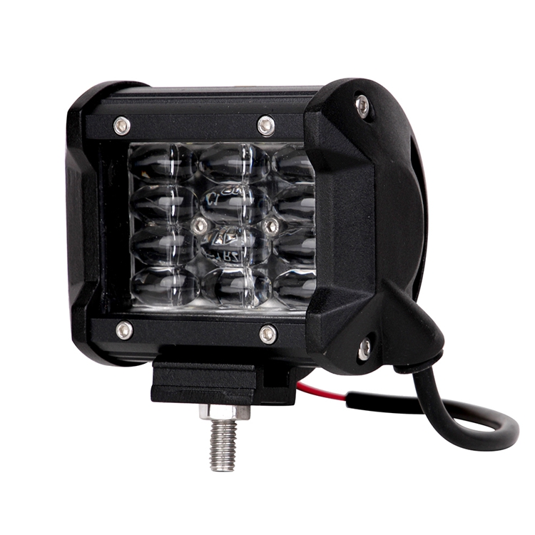 12V 24V DC IP67 4.0 inch Work Light LED Spot Flood LED-Lamp for Car Truck Trailer SUV Offroad Boat ATV etc