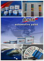 Manufacturer supply Acrylic Polyurethane Car Paint Colors for Auto Repair