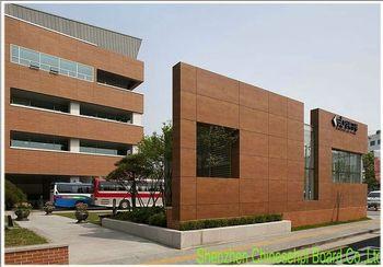 Wooden Grain Phenolic Exterior Hpl Panel Exterior Decorative Panels Buy Hpl Phenolic Compact