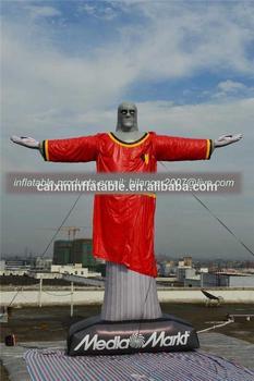 big christ statue in brazil