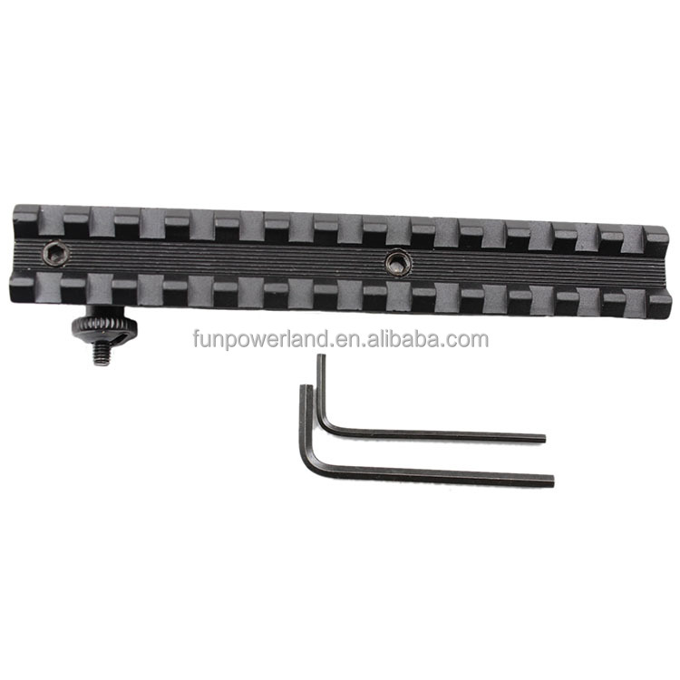 Funpowerland Mauser K98 or Turkish VZ 24 Scout Scope Mount Picatinny Weaver Mount