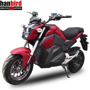 Popular Motorbike M7 Mini Electric Motorcycle with Two Wheel