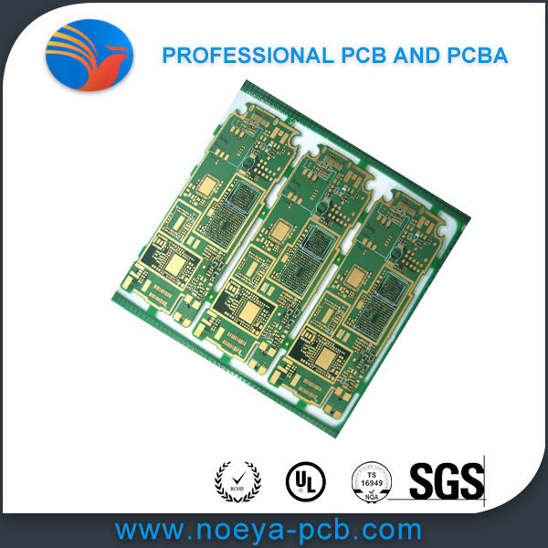 Mobile Phone PCB Layout PCB Production Line OEM/ODM Manufacturer