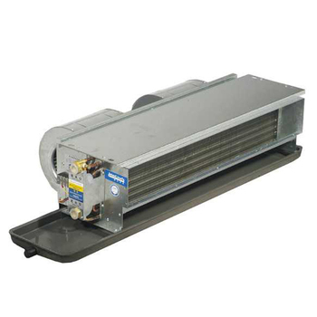 New Water Cooled Fan Coil Unit Horizontal Concealed Fan