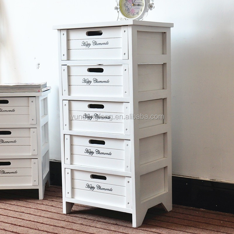 Hot sales storage box multi-function solid wood beside table / hospital bedside table
