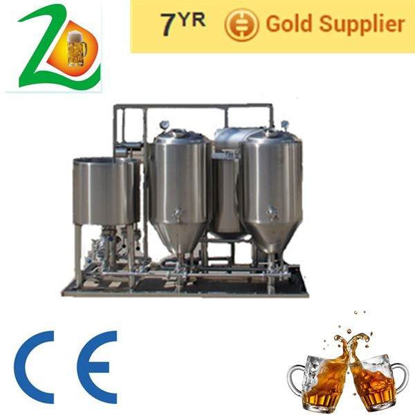 CE barley malt for beer production line