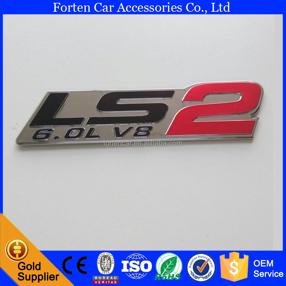 Auto chrome surat ls2 mobil badge sticker desain buy lencana mobil stikerstiker untuk mobilstiker mobil desain product on alibaba com