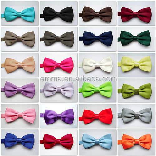 Plain Bow Tie / Fashion Ladies Neck Bow Tie/decorative Christmas ...