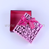 Fancy Chocolate Gift Box With Ribbon Sweet Paper Box