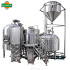 Two vessel Steam 15 bbl Microbrewery beer equipment manufacturers