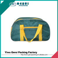 600D oxford polyester travel bag