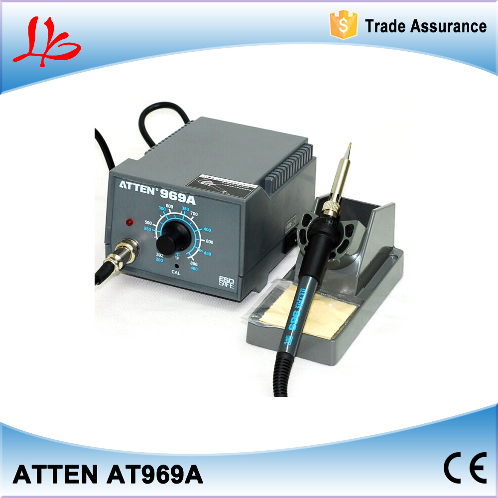AOYUE AT969A unleaded antistatic thermostatic temperature control Advanced soldering station