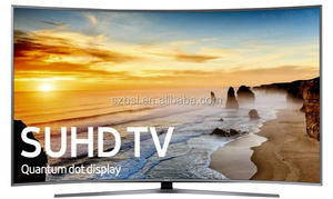 "CURVED 3D TV 88"" Class -UN88KS9810FXZA 4K SUHD JS9500 Series Curved Smart TV 4K SUHD TV free shipping"