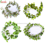 Cheap But Good Artificial Grape Vines Fake Vines Artificial Plastic Ivy Leaf