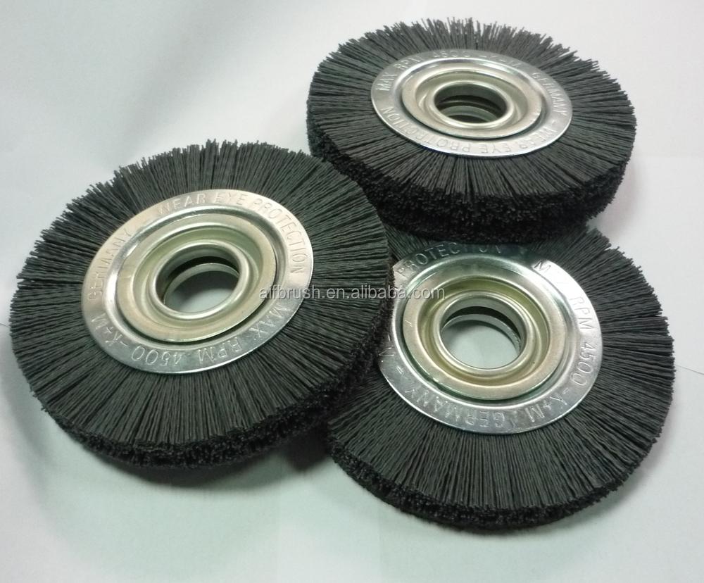 Circular Brush For Cleaning Deburring And Polishing Buy