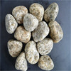 snow white pebble from China,pebble,natural stone,glow stone
