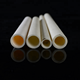 High-hardness zirconia ceramic insulating bushing tube