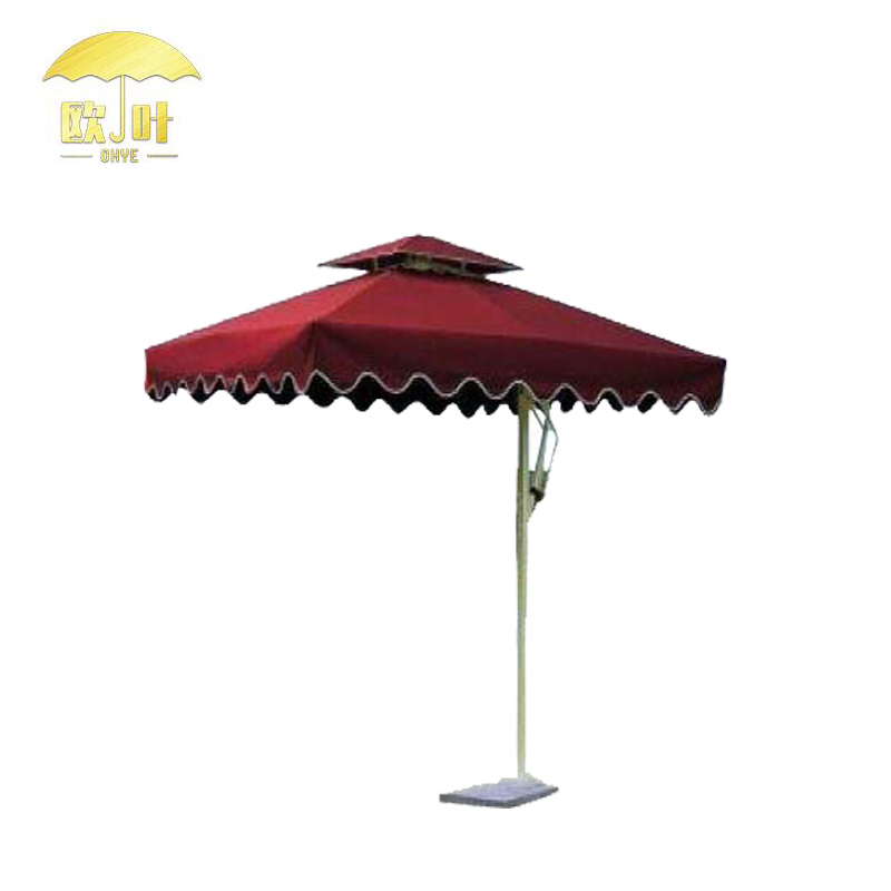 Hot Selling Product New Model Vintage Patio Deco Umbrella Springs with Logo